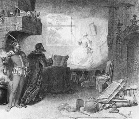 Faust_by_Gounod_Act1_1864_Covent_Garden_lithograph_NGO2p132